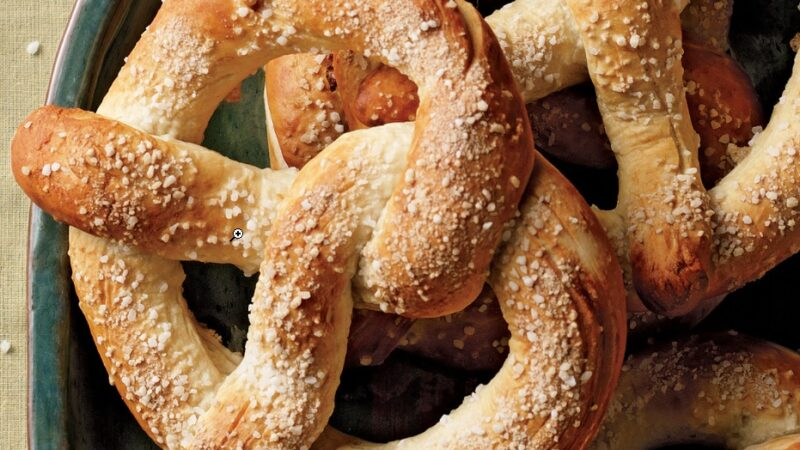 What are the best types of pretzels?